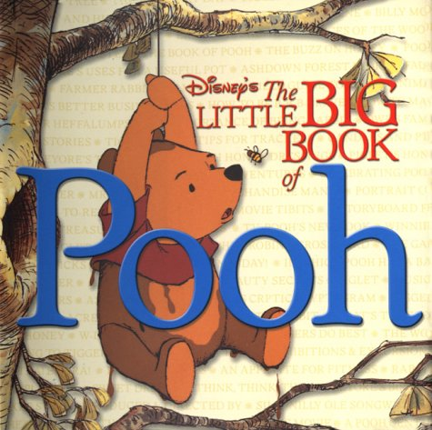 The Little Big Book of Pooh (Welcome Book) pdf epub