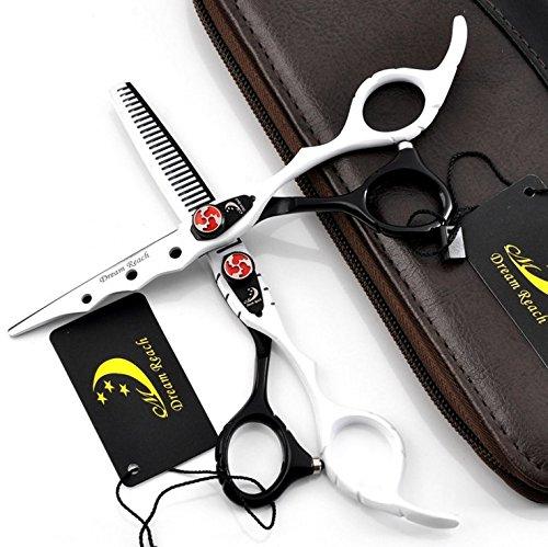 "6.0"" Professional Hairdressing Cutting Shear - Salon Hair Thinning Scissor for Barber - by Dream Reach from Dream Reach"