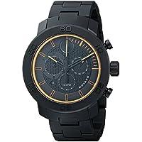 Movado Men's 3600190 Bold Analog Display Swiss Quartz Black Watch