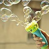Electric Bubble Gun Automatic Bubble Water Gun Outdoor Children...