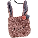 Lovely Amimal Minibag Shoulder Bag Small Wallet Coin Purse for Kids #3