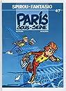 Spirou et Fantasio, tome 47 : Paris-sous-Seine par Morvan