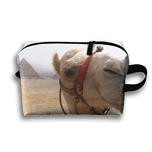 JIEOTMYQ Camel Animal Natural Scenery Travel/Home Use Storage Bag, Under The Bed Storage Space, Moisture Proof Duffle Bags, Organizers Sacks Set by JIEOTMYQ