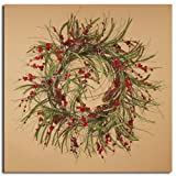 18-in. Winter Glamour Wreath