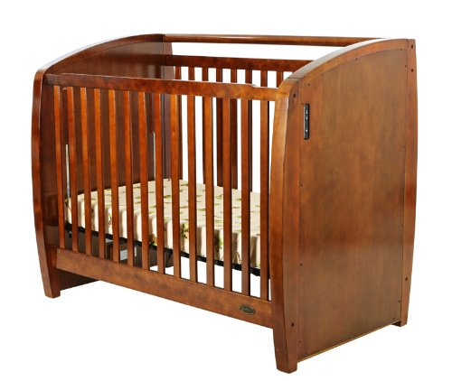 Amish Heirlooms Mccoy Solid Maple Crib 33 By 57 By 45