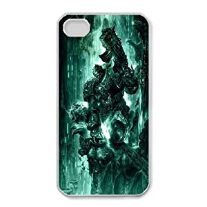 iphone4 4s phone case White void stalker magic the gathering THJ6961257