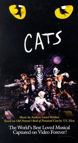 Amazon.com Cats [VHS] Elaine Paige, John Mills, Ken Page