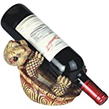 StealStreet SS-G-63087 Turtle on It's Back Wine Holder, 8""