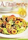 Cuisine à l'italienne par Marabout