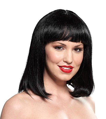 Blonde Peggy Sue Adult Wig - Wig Peggy Sue Black Costume Accessory