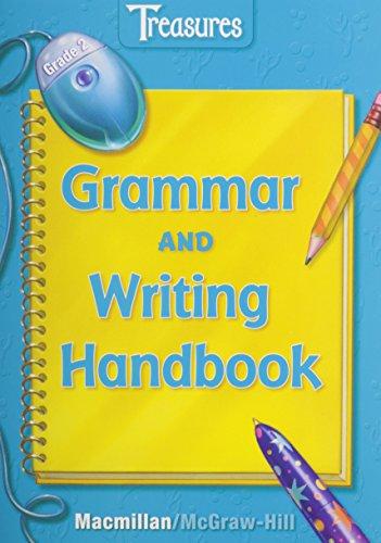 Treasures: Grammar and Writing Handbook, Grade 2