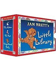 Jan Brett's Little Library