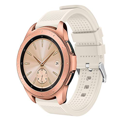 HappyTop Sport Band voor Samsung Galaxy Horloge 42mm Polsband Vervanging Snoep Gekleurde Siliconen Horloge Band Pols