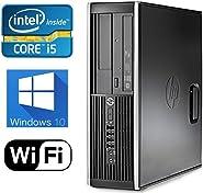 HP 8300 4K Gaming Computer Intel Quad Core i5 upto 3.6GHz, 8GB, 1TB HD, Nvidia GT710 2GB Windows 10 Pro, WiFi, USB 3.0 (Certified Refurbished)