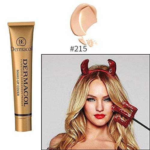 #215 Dermacol base primer corrector concealer cream makeup base tatoo consealer face foundation contour palette 30g 100% Original