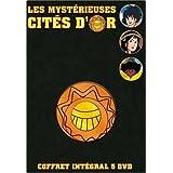 Les mystérieuses cités d'Or - Coffret 5 DVD - Intégrale