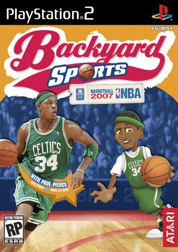 Backyard Basketball Games (Backyard Basketball 2007 - PlayStation 2)