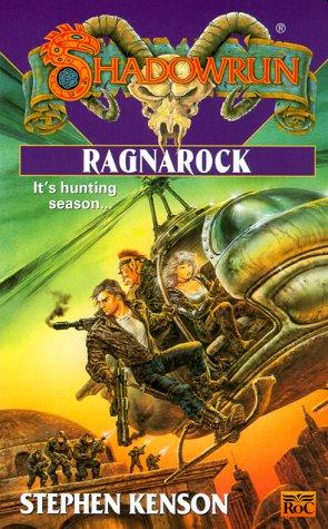 Ragnarock (Shadowrun 38) -  Stephen Kenson, Mass Market Paperback