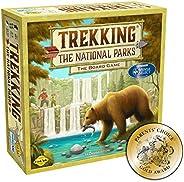 Trekking The National Parks: The Award-Winning Family Board Game / Best National Parks Board Game for Game Nig