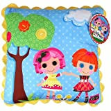 Lalaloopsy Square Pillow
