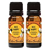 Edens Garden Bee Happy Value Pack Synergy Blend 100% Pure Undiluted Therapeutic Grade GC/MS Certified Essential Oil