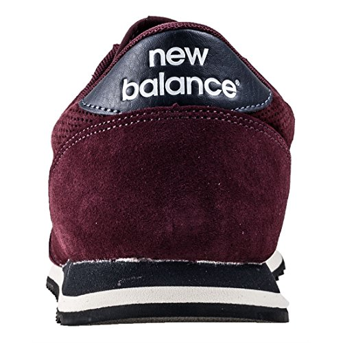 Adult Mixed Balance Sneakers Bordeaux Fashion New U420 1apxZX
