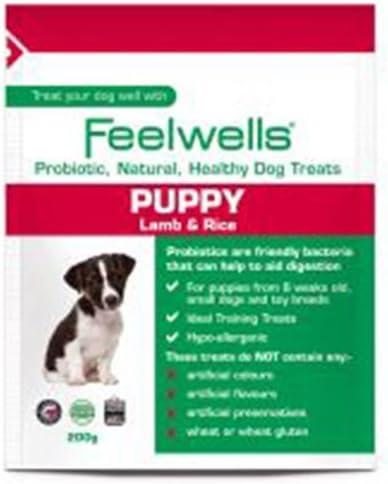 Feelwell Premios probióticos para la: Amazon.es: Productos para mascotas