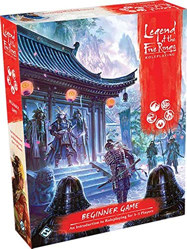 FFG Legend of the Five Rings Board Game, Various