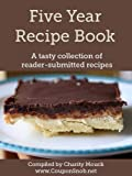 Five Year Recipe Book