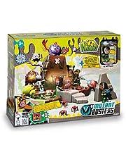 Mutant Busters- Mutant Buster La Isla de P&ampaacutenico, 45.2 x 34.8 x 11.9 (Famosa 700011346)