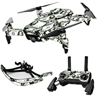 MightySkins Skin for DJI Mavic Air Drone - Phat Cash | Max Combo Protective, Durable, and Unique Vinyl Decal wrap cover | Easy To Apply, Remove, and Change Styles | Made in the USA