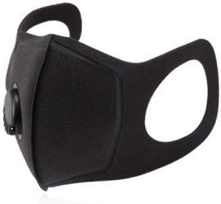 DANMEI Luftreinigungsmaske Fahrrad-Gesichtsmaske mit Filter Carbon Staubdichtes Antibeschlag-Atemschutzger/ät EIN PM2.5-Antibeschlag-Atemschutzger/ät MTB Bike Outdoor-Trainingsmaske Gesichtsschutz