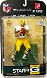 McFarlane Toys Action Figure - NFL Sports Picks Legends Series 5 - BART STARR (White Jersey)