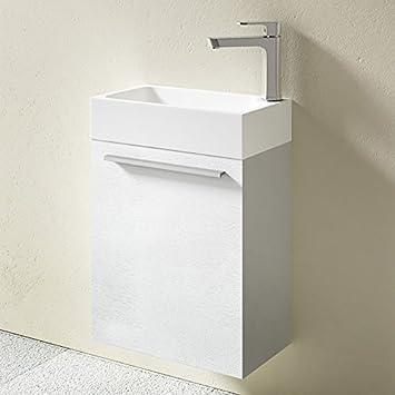 Meuble de salle de bains petite vasque avec meuble sous vasque pour ...