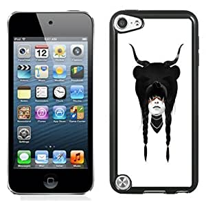 New Personalized Custom Designed For iPod Touch 5th Phone Case For Bear Warrior Art Phone Case Cover