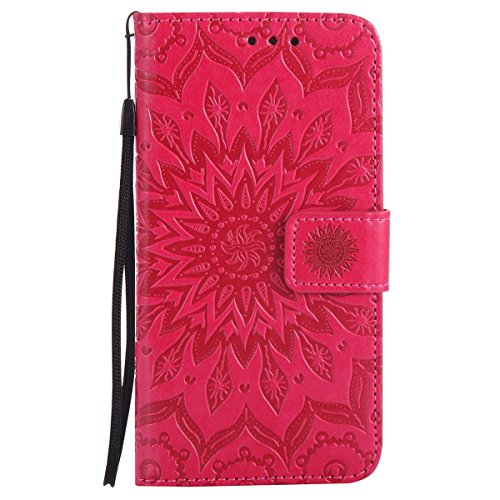 Slim Fit Protective Case for Samsung Galaxy Grand Prime G530 (Red) - 7