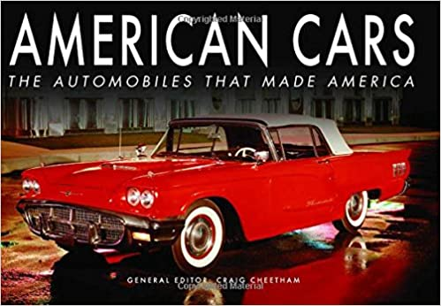 amazon american cars the automobiles that made america craig