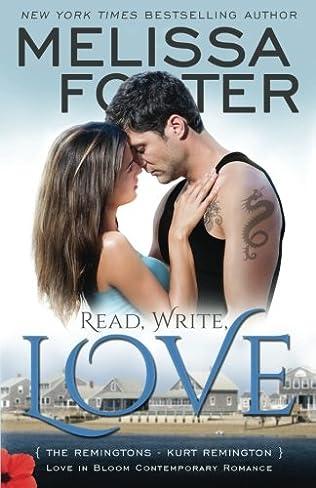 book cover of Read, Write, Love