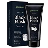 AsaVea Black Mask Purifying Black Peel Off Mask Blackhead Remover, Activated Charcoal Deep