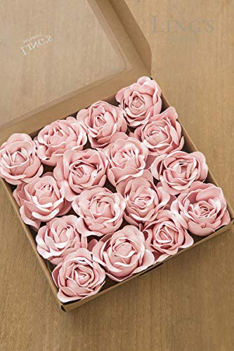 Lings-moment-Real-Looking-Fake-Peony-Artificial-Peonies-Flowers-wStem-for-DIY-Wedding-Bouquets-Centerpieces-Arrangements-Party-Baby-Shower-Home-Decorations
