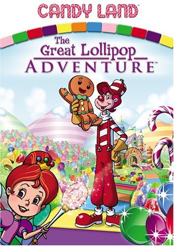 Candy Land - The Great Lollipop Adventure