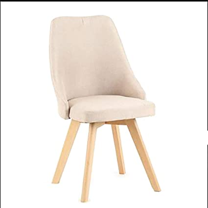 Dining Chairs Home Furniture Smart Solid Wooden Dining Chair Nordic Home Armchair Wooden Bench Modern Simple Backchair Conference Chair Desk Chair Desk Chair