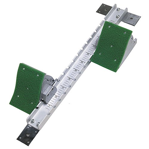 Track & field light weight aluminum best selling track starting block on the market. Match your skill set to future potential using our award winning track starting block.