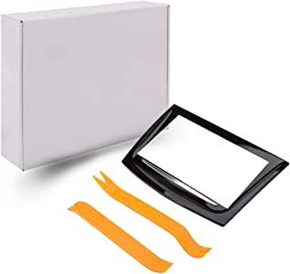 Screen Touch for Cadillac CUE OEM Premium Replacement Touch Screen Display + Free Trim Tools