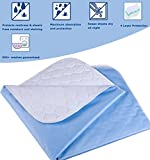 Waterproof Reusable Incontinence Bed Pads