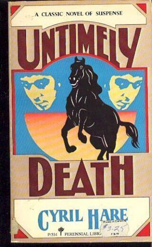 Untimely Death -