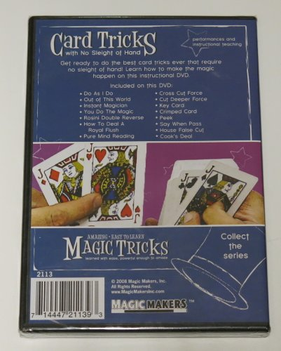 Card Magic Tricks Revealed - Cool Card Trick Secrets