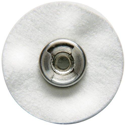 Dremel 423E EZ Lock Cloth Polishing Wheel for Rotary Tools