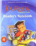 Journeys: Common Core Reader's Notebook Consumable Grade 4