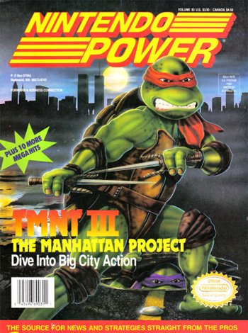 Nintendo Power Volume 33 TMNT III: Amazon.es: Various: Libros